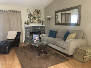 Furnished Family Rental Home Located near Los Angeles Attractions
