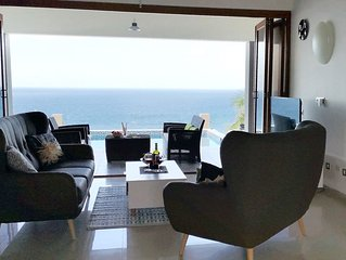 GREAT VIEW VILLA GALANT, CURACAO - COMPLETELY RENOVATED IN NOV. 2019!!!