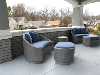 Near Beale Street - Sleeps up to 26 comfortably, 11 Beds 5br, Historic District