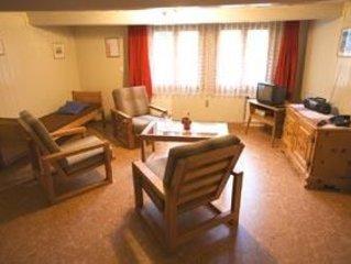 Ferienwohnung Meiringen für 2 - 5 Personen mit 2 Schlafzimmern - Ferienwohnung, location de vacances à Meiringen