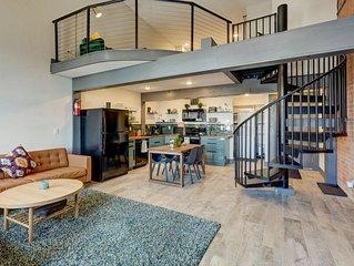 Lofts * Harrison B-Executive Suite-Downtown-Incredible views!