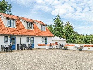 1 Zimmer Unterkunft in Ebeltoft