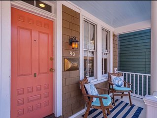 Gorgeous renovation in HistoricDistrict -New listing !