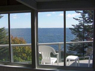Dalton Cottage on Coast of Maine with Spectacular Views & Crashing Surf