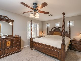Gated Golf Course Community Home at Lone Tree Golf Club in Chandler