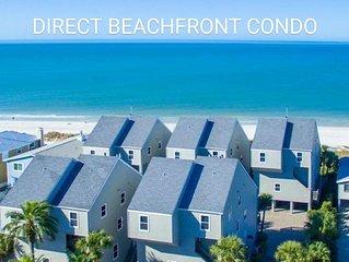 Spectacular Luxury Beachfront Townhouse Condo PELICANS POINT