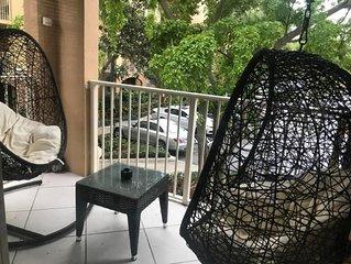 Ferienwohnung Miami fur 8 - 10 Personen mit 3 Schlafzimmern - Ferienwohnung