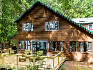 Newly Available Waterfront Home on Highland Lake