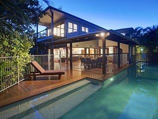 Beach House on She-Oak