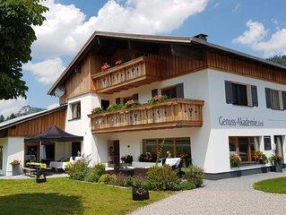 Alpenchalet Vils in Tirol - an der Allgäuer Grenze  - Berge, Seen, Schlösser