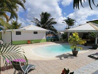 Residence B&L Lagon : Bungalow ' Atoll '
