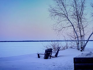 The Best Escape for Cabin Fever!  Pelican Lake Sweetlife Lake House #1