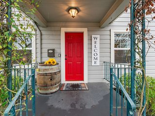 Wine Country Farmhouse, Walk Historic Downtown McMinnville-Winter Mid-Wk $165/N