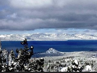 Perfect Lake Tahoe View at Heavenly