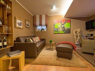 Kleines Apartment der Extraklasse