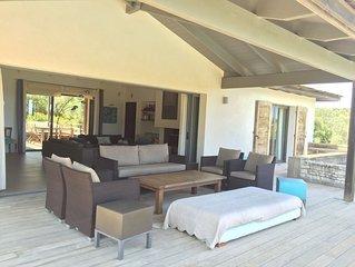 Villa pour 14 personnes proche de BONIFACIO