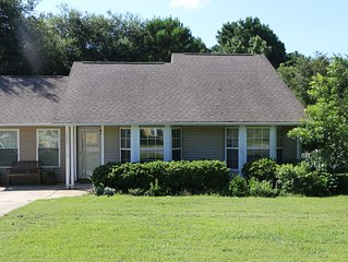 3BR House 5 Minutes from the Beach!