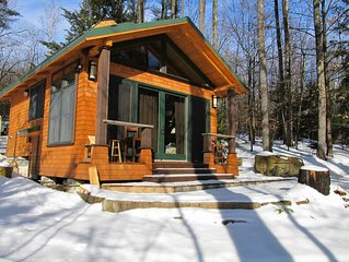 Romantic getaway anyone ?   Warm and cozy !