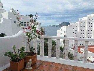 Private 4 story home in the Las Hadas Peninsula