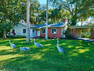Located in an upscale neighborhood close to Dowtown Sanford
