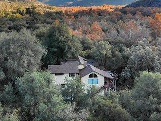Sequoia Retreat - 4 Bedroom Meadow House
