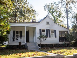 Newly renovated historic cottage in downtown Beaufort, SC