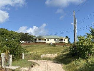 Williams Estate in Sunny Antigua