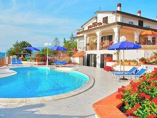 Villa Gioconda, rimborso completo con voucher*: Un'incantevole villa su tre pian