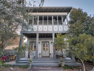 30A Escapes `Hamilton Cottage` Stunning Rosemary Beach FL Vacation Rental House!