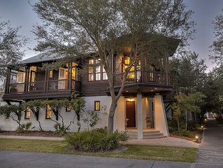 30A Escapes 'Amen Corner' Prime Location in Heart of Rosemary Beach Florida!