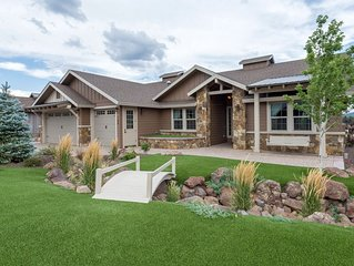 Grand Canyon Reopened!  4 bedroom house complete with your own putting green!