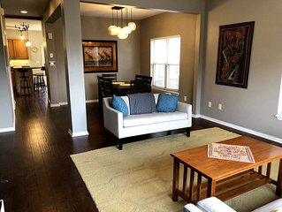 3 bedroom house with the best of Indy a walk away