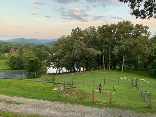 Agri-Tourism Rental in Greater Asheville North Carolina Area