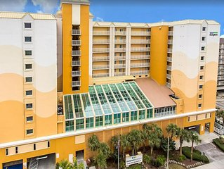 Ocean Front 2 BR 2 BA, 4/16/21 (Fri) to 4/23/21 (Fri),  Room 1503,