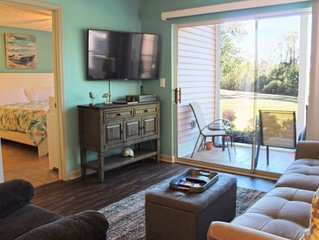 Beautifully Furnished First Floor Unit!! Backs Up To The Inter-coastal Waterway!