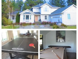 ~4488 S/F of Luxury•20+Guests w/PING PONG•POOL TABLE•/Beds for 19•