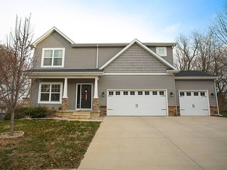 Large home close to downtown and Purdue