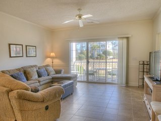 Tile Flooring! Located right next to the outdoor pool! Washer/Dryer & WiFi!