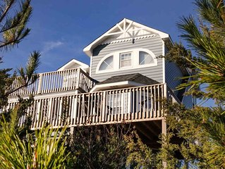 Victorian Dollhouse - Magnificent 4 Bedroom Oceanfront Home in Salvo