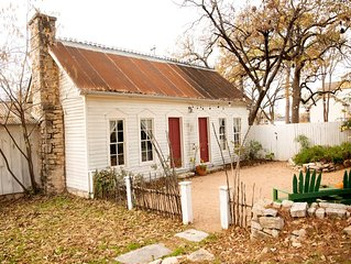 Just Blocks Away from the Historic Granbury Square and Festivals!