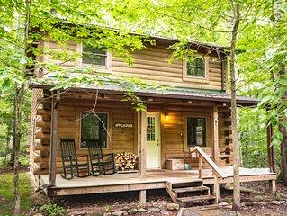 Pet Friendly Appalachian Cabin