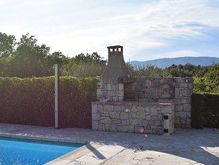 Belle villa provencale au calme, avec vue magnifique sur les montagnes