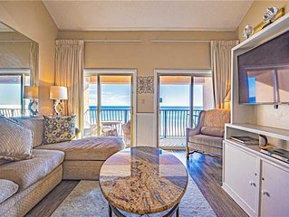41- Gorgeous BEACH FRONT Condo in the heart of Destin, sleeps 10! Coral Reef Clu