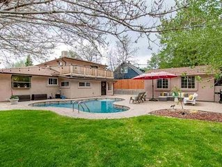 Clean, Charismatic, Relaxing and Simple Home in Reno, Reviews speak for it!