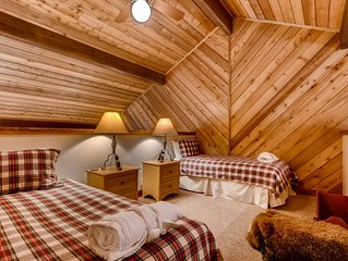 Convenient and cozy Beaver Creek cabin