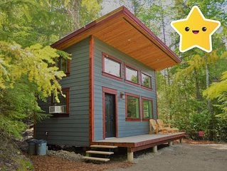 Modern, Quiet, and Brand New Cabin Nestled in Recreation Heaven!
