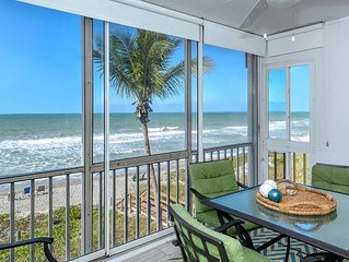 Incredible Gulf View from Lanai or Master -3rd Floor with Boat Dock & Free WiFi