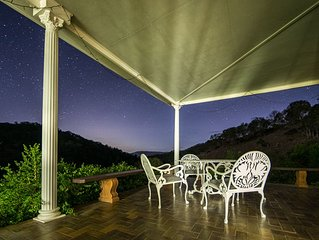 Beaumont High Country Homestead - Peaceful getaway on a working cattle property