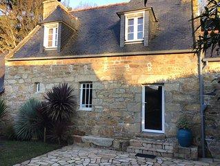 Maison de pêcheur rénovée Côte de Granit rose