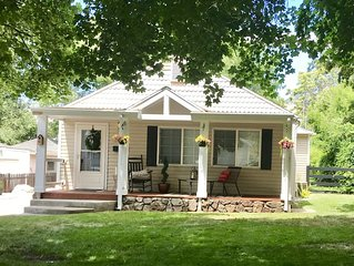 Cozy bungalow style home on the East bench of Ogden.